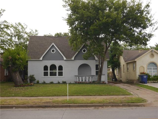 624 Cedar Hill Avenue, Dallas, TX 75208 (MLS #14127877) :: RE/MAX Town & Country