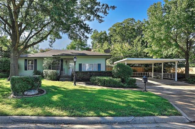 2122 Chaffin Street E, Sherman, TX 75090 (MLS #14127897) :: The Heyl Group at Keller Williams