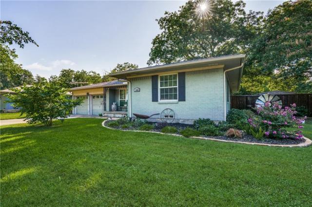 1008 Finch Avenue, Mckinney, TX 75069 (MLS #14127902) :: Lynn Wilson with Keller Williams DFW/Southlake