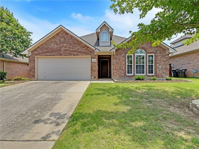 6201 Reddenson Drive, Fort Worth, TX 76132 (MLS #14127976) :: RE/MAX Town & Country