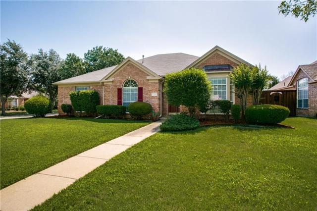 132 Kingston Circle, Coppell, TX 75019 (MLS #14127995) :: Kimberly Davis & Associates