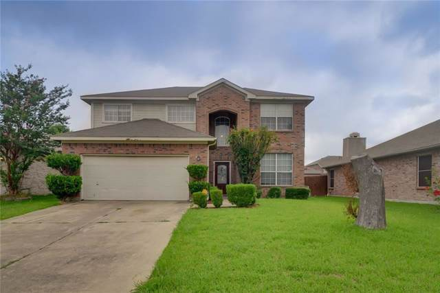 2756 Scarborough Drive, Grand Prairie, TX 75052 (MLS #14128009) :: RE/MAX Town & Country