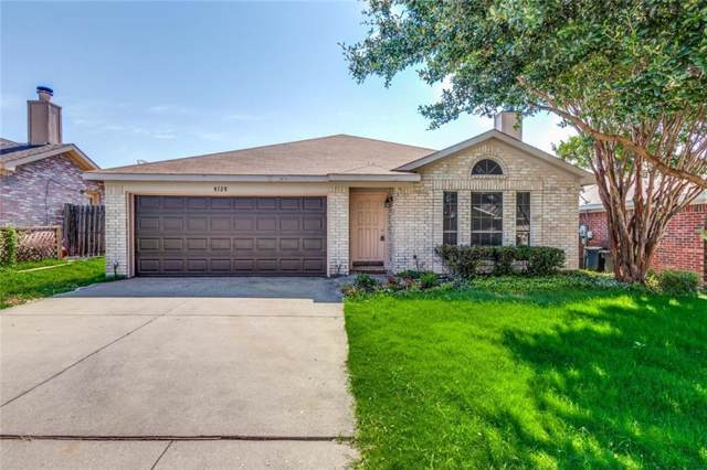 8128 Rambler Rose Street, Fort Worth, TX 76137 (MLS #14128047) :: RE/MAX Town & Country