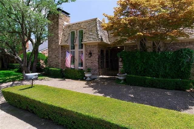 5820 Orchid Lane, Dallas, TX 75230 (MLS #14128056) :: Kimberly Davis & Associates