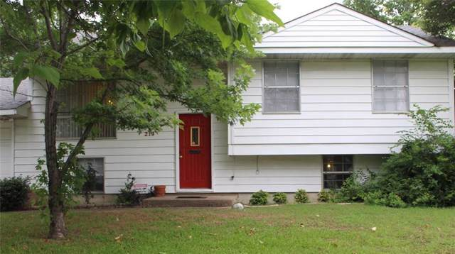 219 Azalea Lane, Duncanville, TX 75137 (MLS #14128064) :: Roberts Real Estate Group