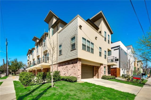 5903 Lindell Avenue E, Dallas, TX 75206 (MLS #14128082) :: RE/MAX Town & Country