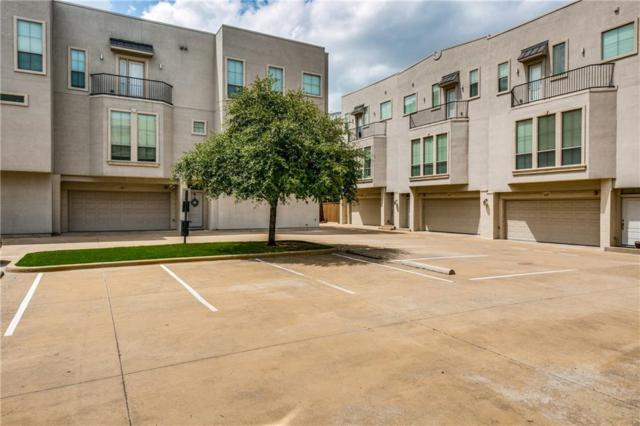 2100 N Fitzhugh Avenue I, Dallas, TX 75204 (MLS #14128112) :: Team Hodnett