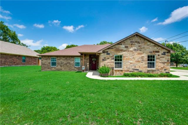 331 E Bonham Street, Tom Bean, TX 75491 (MLS #14128126) :: Lynn Wilson with Keller Williams DFW/Southlake