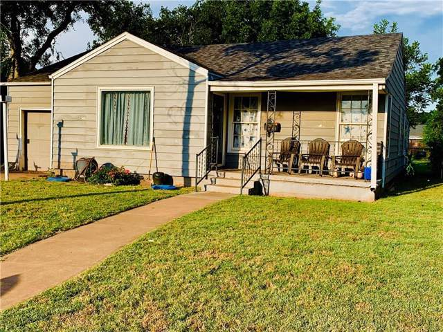 1633 Shelton Street, Abilene, TX 79603 (MLS #14128141) :: RE/MAX Pinnacle Group REALTORS