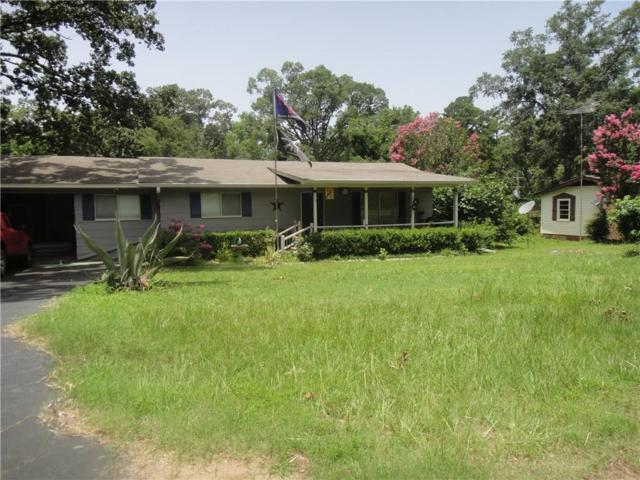 159 Daniel Street, Jefferson, TX 75657 (MLS #14128144) :: RE/MAX Town & Country