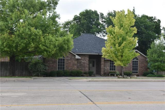 806 Brown Street, Waxahachie, TX 75165 (MLS #14128173) :: RE/MAX Town & Country