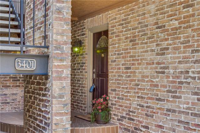 3401 Binkley Avenue D, University Park, TX 75205 (MLS #14128200) :: Lynn Wilson with Keller Williams DFW/Southlake