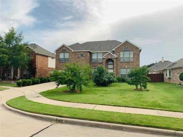 5331 Kathryn Drive, Grand Prairie, TX 75052 (MLS #14128236) :: The Tierny Jordan Network