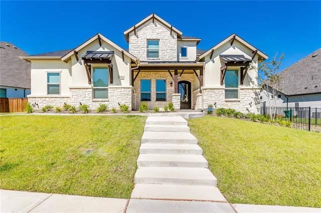 1636 Prairie Ridge Ridge, Aledo, TX 76008 (MLS #14128239) :: Kimberly Davis & Associates