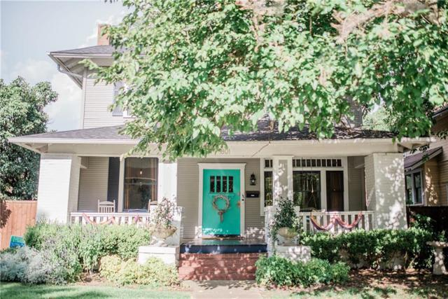 1801 6TH, Fort Worth, TX 76110 (MLS #14128246) :: RE/MAX Town & Country