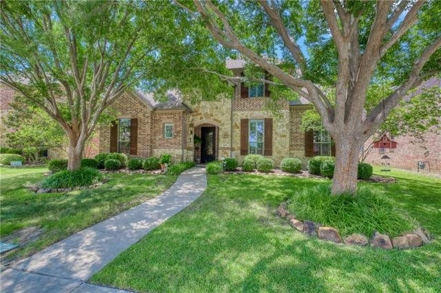 11649 Keystone Drive, Frisco, TX 75033 (MLS #14128273) :: RE/MAX Town & Country