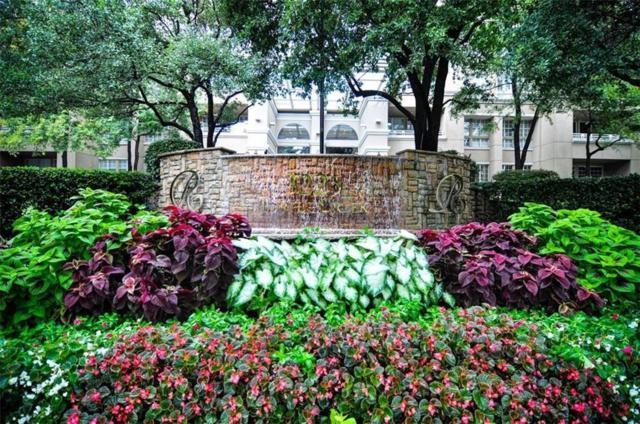 3225 Turtle Creek Boulevard #1017, Dallas, TX 75219 (MLS #14128296) :: Team Hodnett
