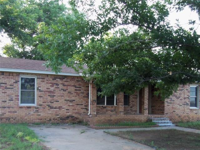 129 Ragland Street, Graham, TX 76450 (MLS #14128299) :: RE/MAX Town & Country