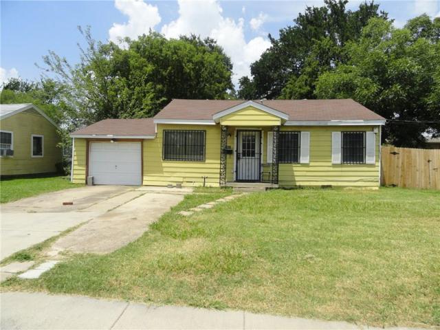 1541 Briarcliff Road, Dallas, TX 75235 (MLS #14128300) :: Lynn Wilson with Keller Williams DFW/Southlake