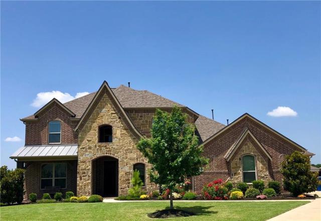 1100 Hidden Oaks Drive, Wylie, TX 75098 (MLS #14128340) :: Lynn Wilson with Keller Williams DFW/Southlake