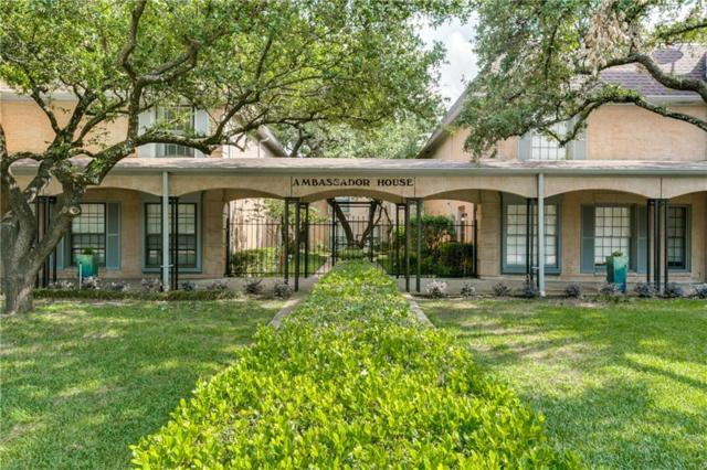 7822 Meadow Park Drive #111, Dallas, TX 75230 (MLS #14128363) :: HergGroup Dallas-Fort Worth