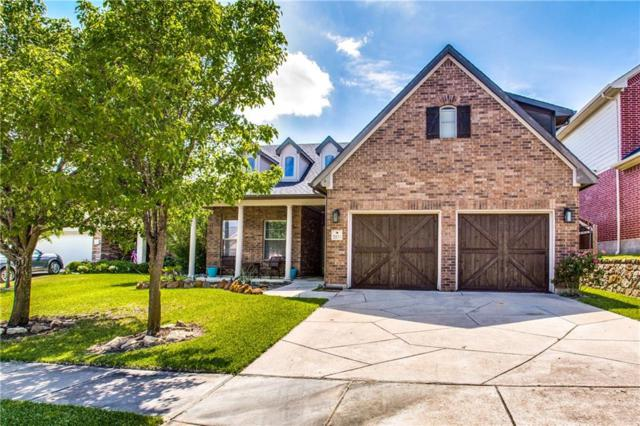 2833 Greenway Drive, Burleson, TX 76028 (MLS #14128374) :: RE/MAX Town & Country