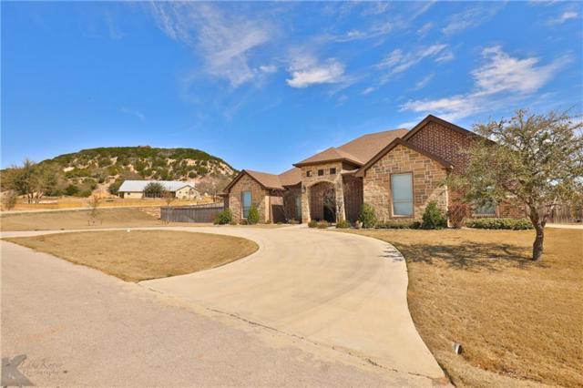 109 Carlile Court, Tuscola, TX 79562 (MLS #14128384) :: Robbins Real Estate Group