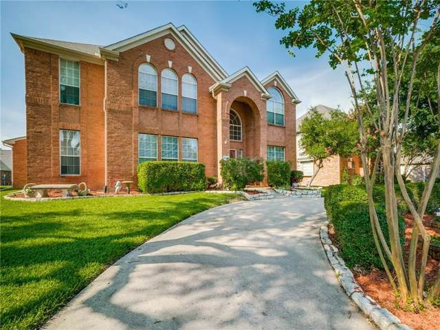5707 Kensington Drive, Richardson, TX 75082 (MLS #14128397) :: Tenesha Lusk Realty Group