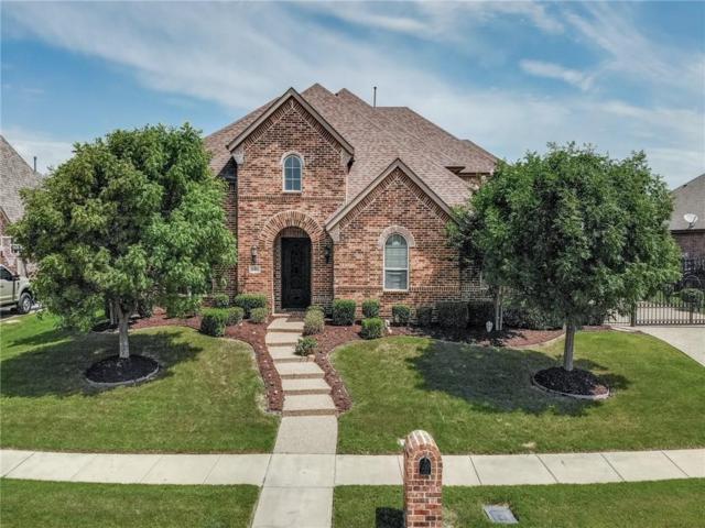 1081 Gables Drive, Prosper, TX 75078 (MLS #14128467) :: RE/MAX Town & Country