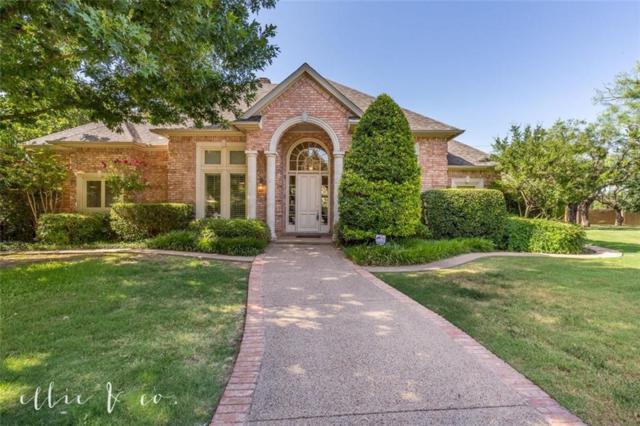 11 Cherry Hills W, Abilene, TX 79606 (MLS #14128525) :: The Chad Smith Team