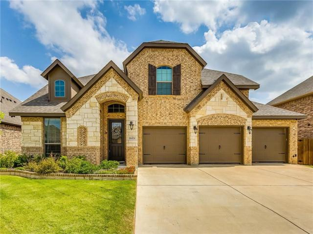 5113 Chisholm View Drive, Fort Worth, TX 76123 (MLS #14128526) :: RE/MAX Town & Country
