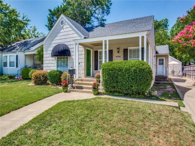 4316 Calmont Avenue, Fort Worth, TX 76107 (MLS #14128595) :: The Mitchell Group