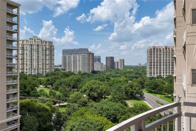 3225 Turtle Creek Boulevard #1107, Dallas, TX 75219 (MLS #14128600) :: Team Hodnett