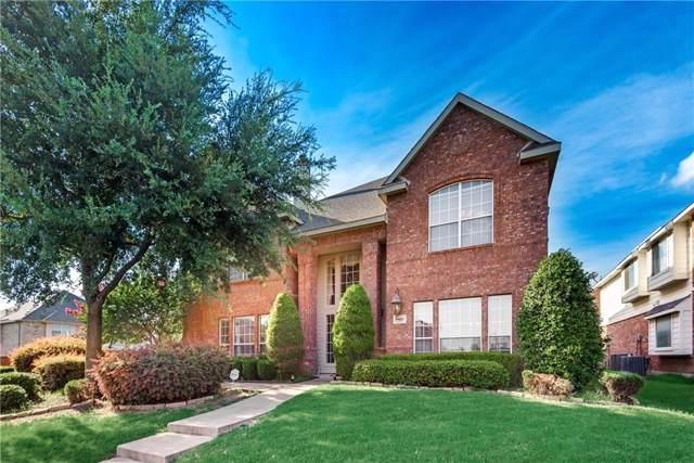 1807 Lake Whitney Lane, Allen, TX 75002 (MLS #14128653) :: HergGroup Dallas-Fort Worth