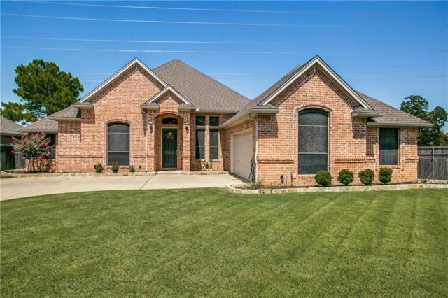 7300 Spring Oak Drive, North Richland Hills, TX 76182 (MLS #14128679) :: RE/MAX Town & Country