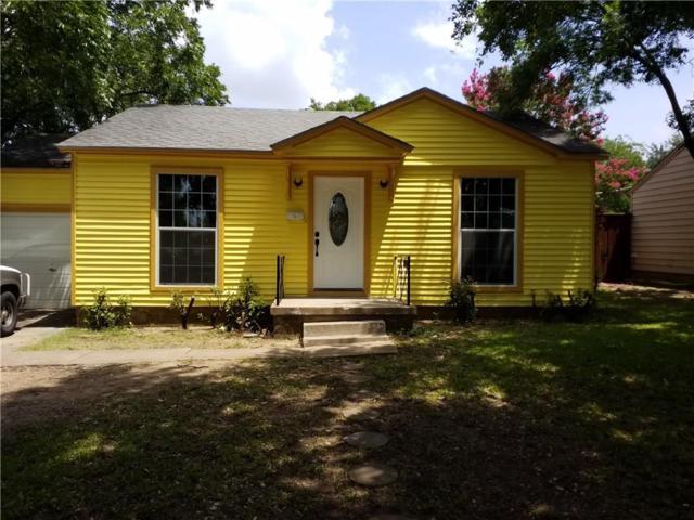4427 Newmore Avenue, Dallas, TX 75209 (MLS #14128695) :: The Mitchell Group