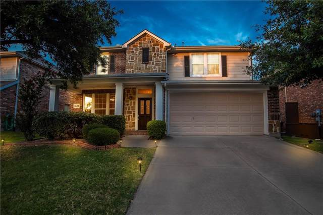 8628 Robertson Drive, Frisco, TX 75036 (MLS #14128698) :: The Good Home Team