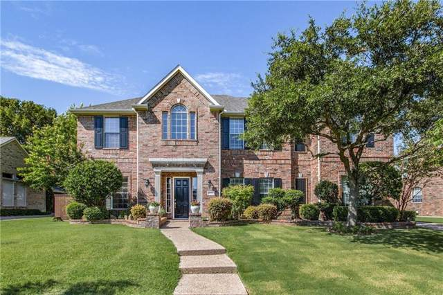 2702 Sir Bedivere Lane, Lewisville, TX 75056 (MLS #14128713) :: RE/MAX Town & Country