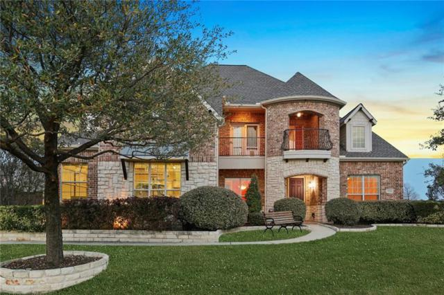 5918 Tascate Drive, Frisco, TX 75036 (MLS #14128751) :: RE/MAX Town & Country