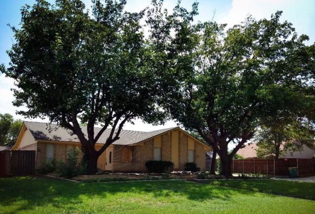 1638 Chisolm, Lewisville, TX 75077 (MLS #14128756) :: The Hornburg Real Estate Group