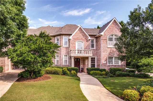 4671 Driftwood Drive, Frisco, TX 75034 (MLS #14128765) :: RE/MAX Town & Country