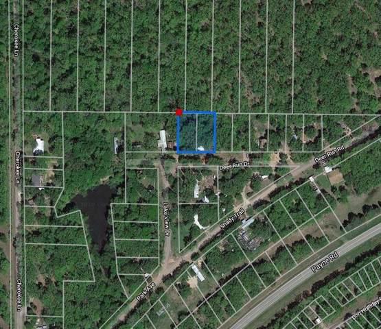 14250 Deer Run Drive, Malakoff, TX 75148 (MLS #14128797) :: The Daniel Team