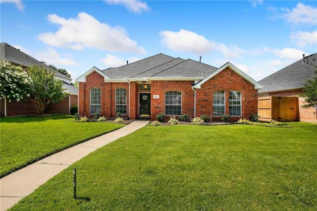 10413 Forrest Drive, Frisco, TX 75035 (MLS #14128831) :: RE/MAX Town & Country