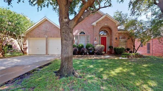 1116 Bur Oak Drive, Flower Mound, TX 75028 (MLS #14128880) :: RE/MAX Town & Country