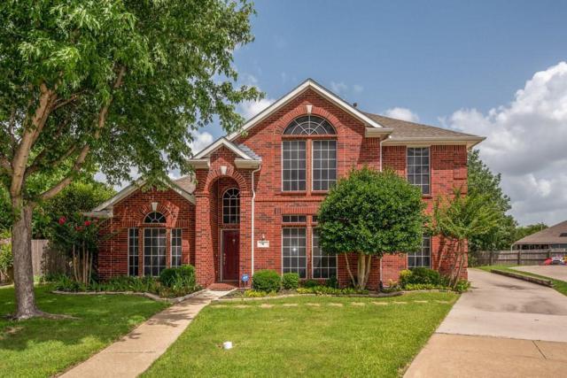 4 Churchill Court, Mansfield, TX 76063 (MLS #14128883) :: The Tierny Jordan Network