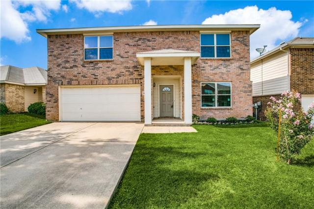 4921 Trail Creek Drive, Fort Worth, TX 76244 (MLS #14128897) :: Kimberly Davis & Associates