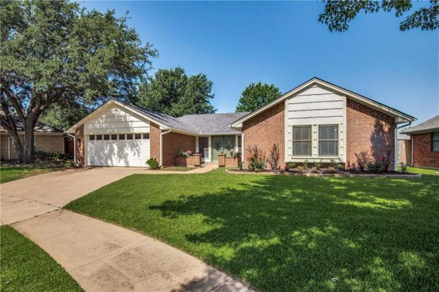 3605 Greenway Drive, Bedford, TX 76021 (MLS #14128900) :: RE/MAX Town & Country