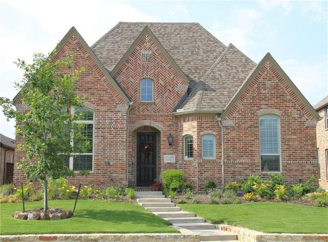 12437 Burnt Prairie Lane, Frisco, TX 75035 (MLS #14128981) :: Lynn Wilson with Keller Williams DFW/Southlake