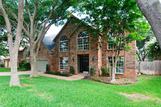 3204 Shady Glen Drive, Grapevine, TX 76051 (MLS #14128989) :: The Tierny Jordan Network