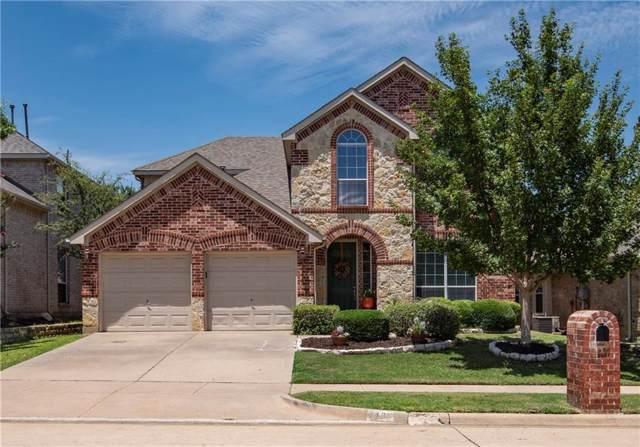4436 Sandra Lynn Drive, Flower Mound, TX 75022 (MLS #14129011) :: RE/MAX Town & Country